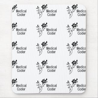 Medical Coder Elegance Mouse Pad