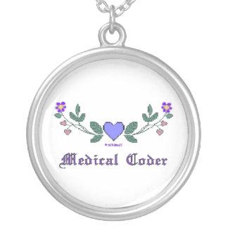 Medical Coder Necklace