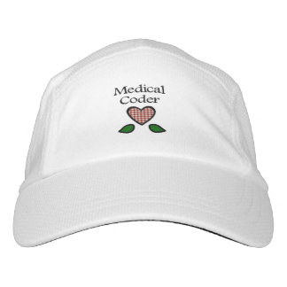 Medical Coder RGH Headsweats Hat