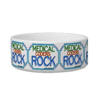 Medical Coders Rock Bowl