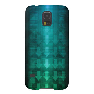 Medical Compliance and Standards in Practice Art Galaxy S5 Cases
