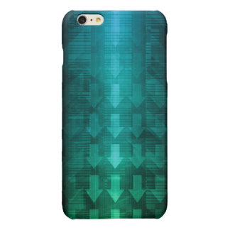 Medical Compliance and Standards in Practice Art Glossy iPhone 6 Plus Case