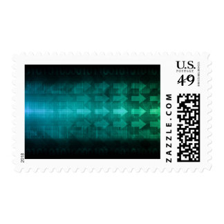 Medical Compliance and Standards in Practice Art Stamp