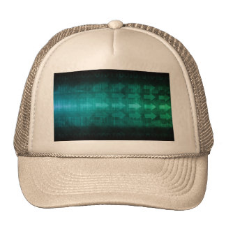 Medical Compliance and Standards in Practice Art Trucker Hat