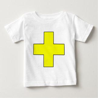 Medical Cross Medical Life Saving Guard Symbol Baby T-Shirt