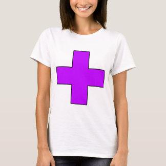 Medical Cross Medical Life Saving Guard Symbol T-Shirt