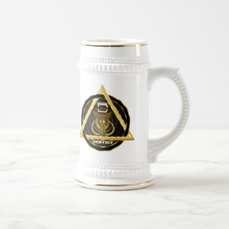 Medical Dentist Universal View Notes Important Beer Stein