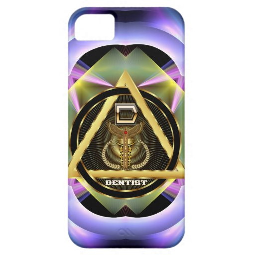 Medical Dentist Universal View Notes Important iPhone 5 Case