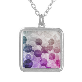 Medical Discovery Science Research Necklaces