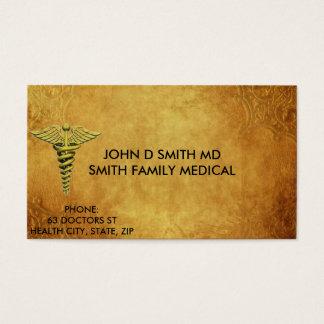 MEDICAL DOCTOR BUSINESS CARD