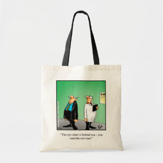 Medical/Doctor Humor Tote Bag Gift