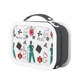 Medical Doctor Lunch Box