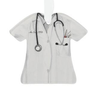 medical doctor ornament