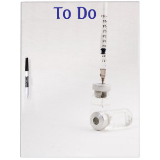 Medical Dry Erase Board