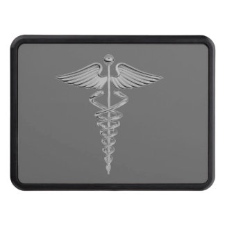 Medical Emblem Tow Hitch Cover