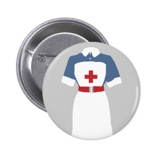 Medical & Emergency Nursing Services Pinback Button