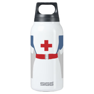 Medical & Emergency Nursing Services 10 Oz Insulated SIGG Thermos Water Bottle