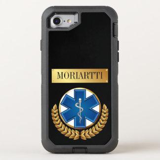 Medical EMS EMT OtterBox Defender iPhone 8/7 Case