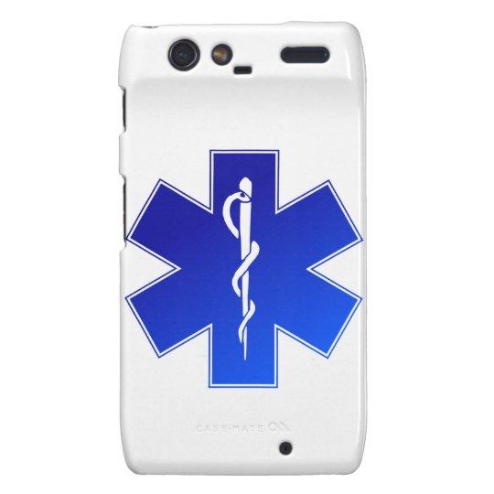 Medical EMS Symbol Droid RAZR Cover