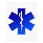 Medical EMS Symbol Flyer