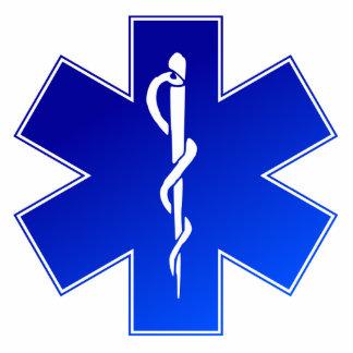 Medical EMS Symbol Photo Sculptures