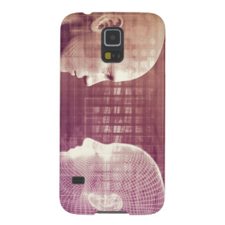 Medical Ethics as an Abstract Background Concept Galaxy S5 Cover