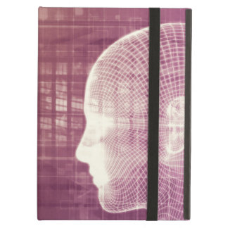 Medical Ethics as an Abstract Background Concept iPad Air Case