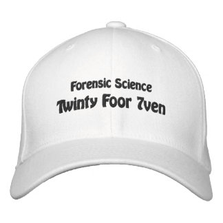 Medical Examiner - Twinty Foor 7ven Embroidered Baseball Hat