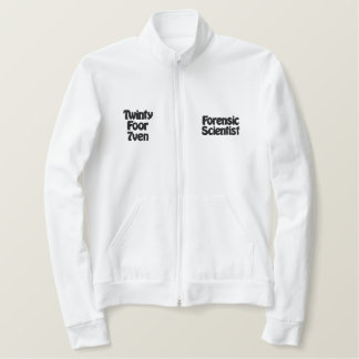 Medical Examiner - Twinty Foor 7ven Embroidered Jackets