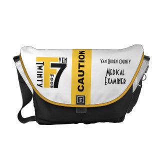 Medical Examiner - Twinty Foor 7ven Messenger Bag