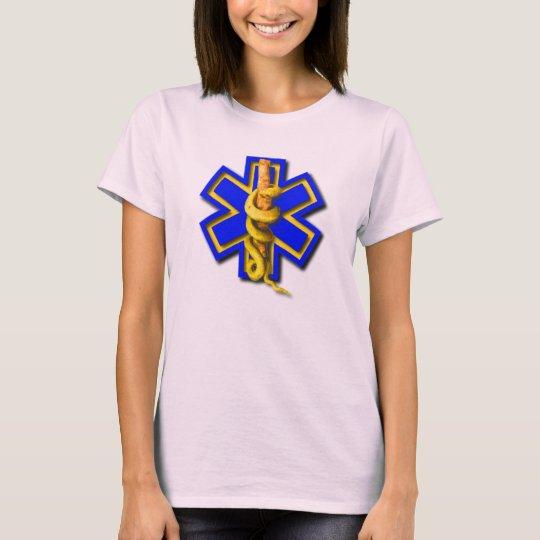 Medical first Responder ID T-Shirt