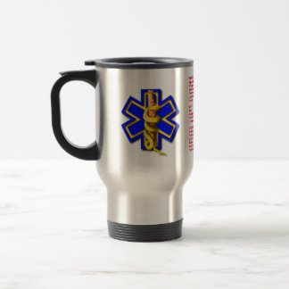 Medical First Responder's Training Mug
