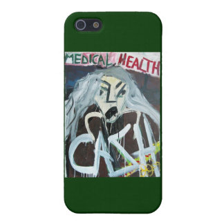 MEDICAL HEALTH CASH iPhone SE/5/5s COVER