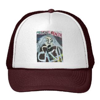 MEDICAL HEALTH CASH MESH HAT