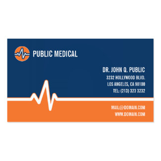 Medical Healthcare Business Card