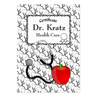 Medical Healthcare Business Card Business Cards