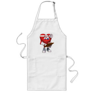 Medical Heart Doctor Cute Long Apron