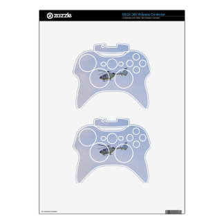 Medical Helicopter Xbox 360 Controller Skin