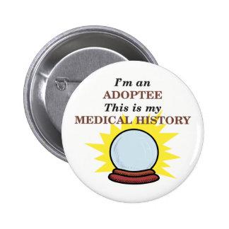 Medical History Pins