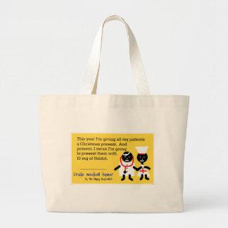 Medical Humor Canvas Bag