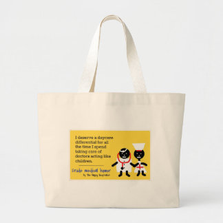 Medical Humor Canvas Bags