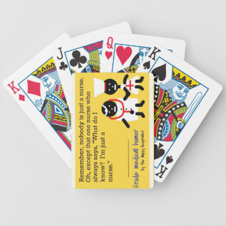 Medical Humor Deck Of Cards