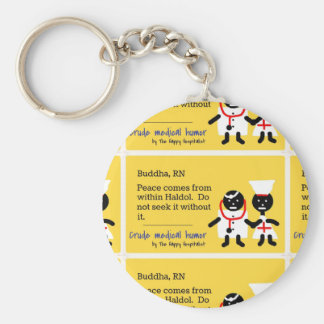 Medical Humor Keychain