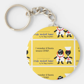 Medical Humor Keychains