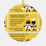 Medical Humor Ornaments