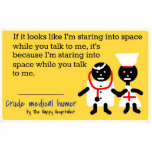 Medical Humor Photo Cut Out