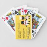 Medical Humor Poker Cards