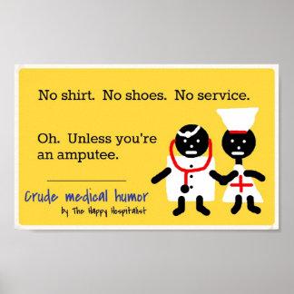 Medical Humor Print