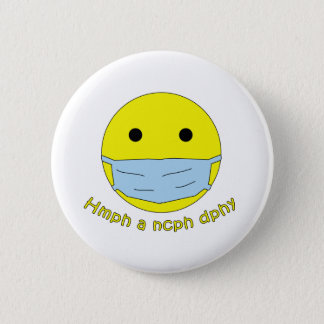 Medical Humor Products Button