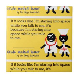 Medical Humor Tiles